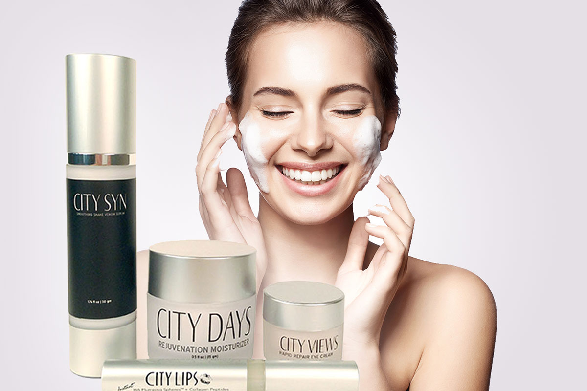 Kampanie reklamowe Facebook Ads dla City Beauty