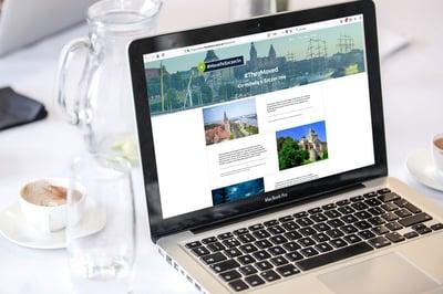 Kampania promocyjna online & offline -  Move to Szczecin